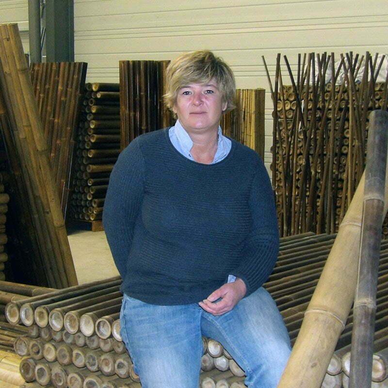 Yvonne Lammers- présidente et CEO de Bambou World