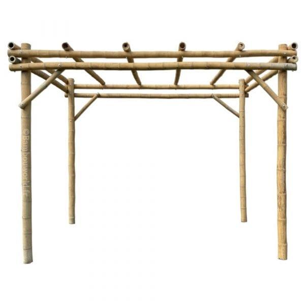 Pergola bambou GUA 3 x 4 m